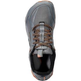 Altra Lone Peak 4.5 Trailrunning Schoenen Heren, grey/orange